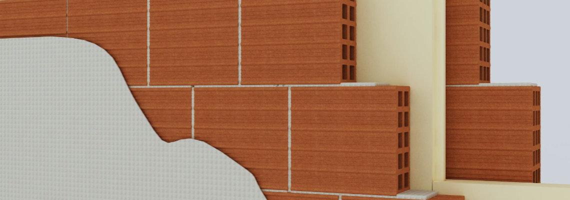 Insulation cavity walls